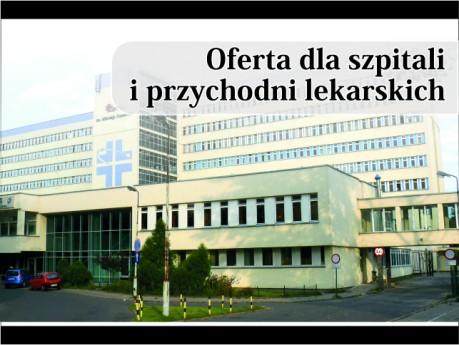 Dla szpitali i przychodni